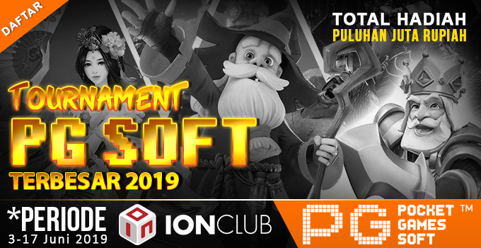 turnamen ion casino PGSoft